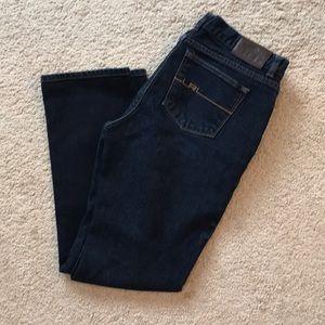 Ralph Lauren Petite Dark Wash Jeans